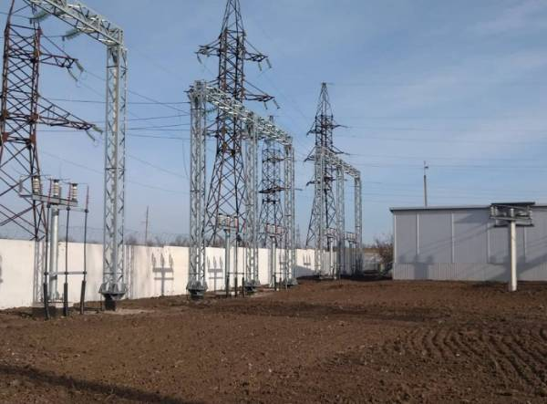 Reconstruction of SS 110/35/6-10 kV «Bilolissia» for connection of SES «Red Forest» and SES «Red Invest»